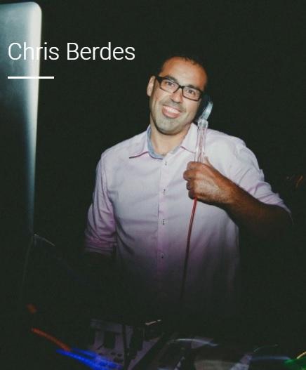 DJ Χρήστος Μπερδές