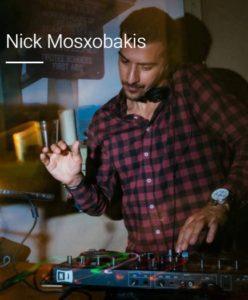 DJ Νίκος Μοσχοβάκης