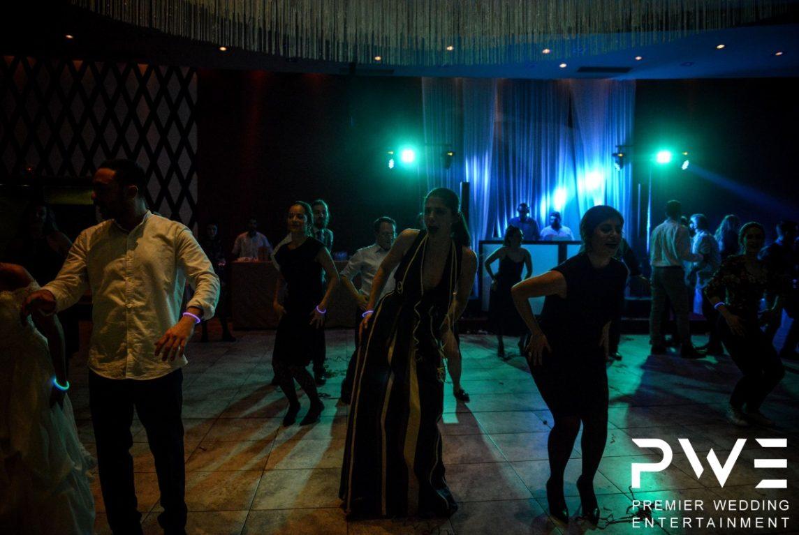 Wedding Dj In Patras. Pre Carnival Wedding Party In Patras.  Venue: Ktima Elaionas