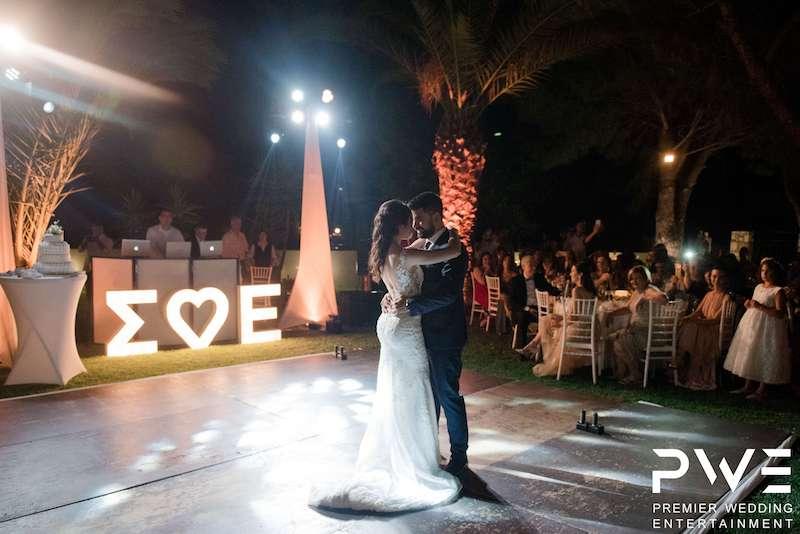 Wedding DJ In Patras – Private Villa