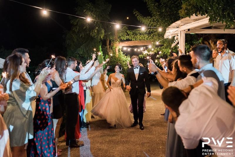 Wedding Dj In Patras Ι Chris Berdes – Wedding At Kthma Panagiotopoulou