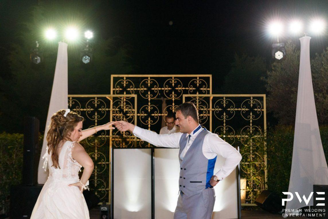 Wedding Dj In Patras Ι Chris Berdes – Wedding In Parko Tis Eirhnhs.