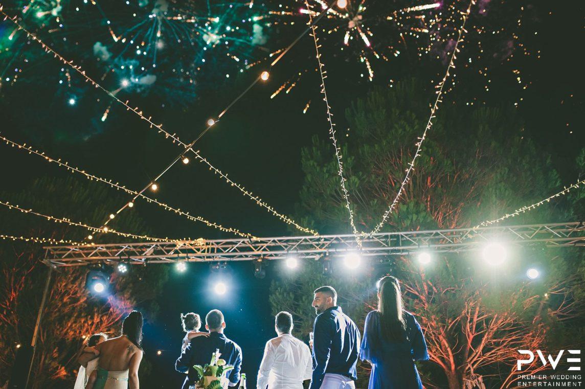 Wedding DJ I Fairytale Lighting – Private Villa
