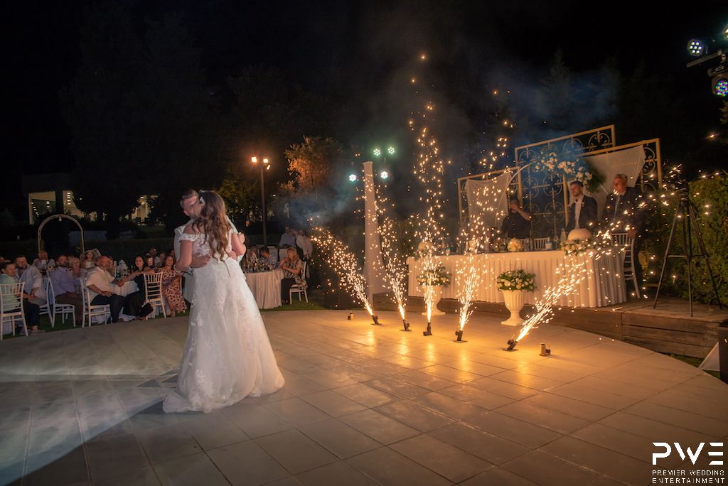 Wedding Dj In Patras Ι Chris Berdes – Wedding At Parko Tis Eirhnhs.